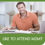 If you are a missionary join us for M2M
